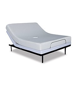 Serta® West Dean Memory Foam Mattress & Motion Essential Adjustable Base Set