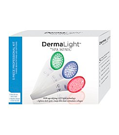 Spa Sonic® Derma Light LED Anti Age Device