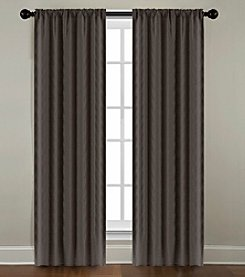 Veratex® American Collection Gotham Rod Pocket Curtain