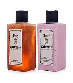 Juicy Crittoure Shampooch and Coif Fur Conditioner