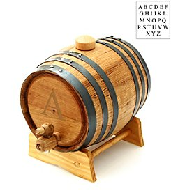 Cathy's Concepts Personalized Small Bluegrass Whiskey Barrel