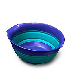 Squish 3-qt. Blue Mixing Bowl
