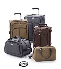 London Fog® Chatham Luggage Collection + $50 Gift Card by mail