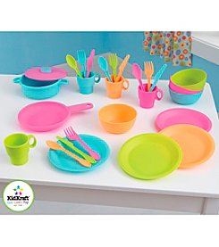 KidKraft 27 pc. Bright Cookware Set