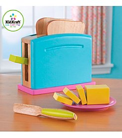 KidKraft Bright Toaster Set