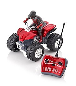 Black Series Radio Controlled All-Terrain Vehicle Sport Quad