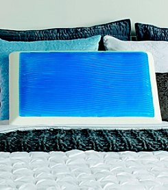 Sealy® Memory Foam and Hydraluxe Gel Pillow