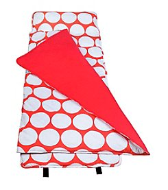 Wildkin Big Dot Red and White Nap Mat