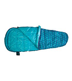 Wildkin Big Dot Aqua Stay Warm Sleeping Bag