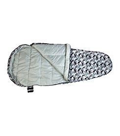 Wildkin Camo Gray Stay Warm Sleeping Bag