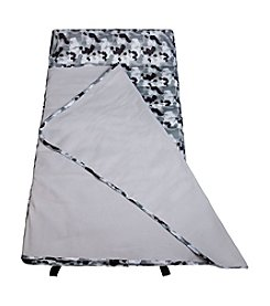 Wildkin Camo Grey Easy Clean Nap Mat