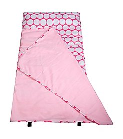 Wildkin Big Dot Pink and White Easy Clean Nap Mat