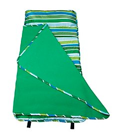 Wildkin Cool Stripes Easy Clean Nap Mat