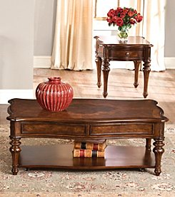 Liberty Furniture Andalusia Accent Table Collection