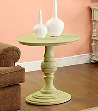Riverside® Placid Cove Seagrass Green Round End Table