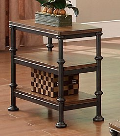 Riverside® Camden Town Chairside Table