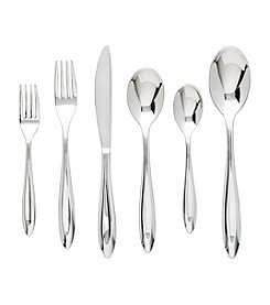 Ginkgo Select® Fontur Platinum 42-pc. Flatware Set