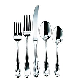 Helmick® Celine Platinum 20-pc. Flatware Set