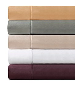 Madison Park® 600-Thread Count Pima Solid Cotton Sheet Set