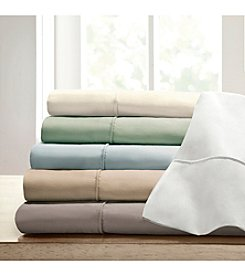 Comfort Classics 400-Thread Count Cotton Rich Sateen Sheet Set
