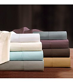 Sleep Philosophy 300-Thread Count Pima Liquid Cotton Sheet Set