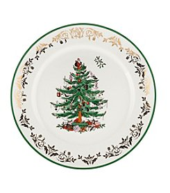 Spode® Christmas Tree Gold Collection Round Platter