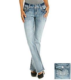 Wallflower® Curvy Bootcut Jeans
