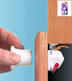 Dreambaby® Mag Lock - 2 Locks and 1 Key