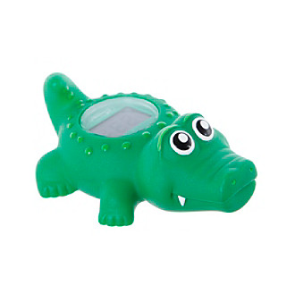 Dreambaby® Room and Bath Thermometer - Croc