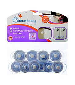Dreambaby® 5-pk. Mini Multi-Purpose Latch