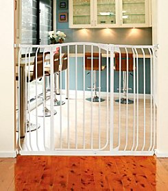 Dreambaby® Chelsea Tall Hallway Auto-Close Stay-Open Gate with Extension