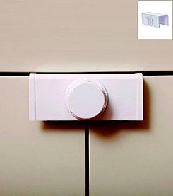 Dreambaby® Bi Fold Door Lock