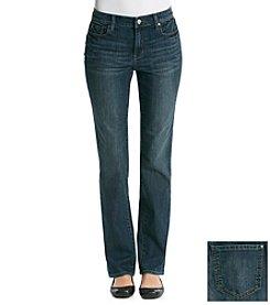 DKNY JEANS® Soho Straight Leg Jean