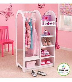 KidKraft Let's Play Dress Up Wardrobe