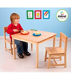 KidKraft Aspen Natural Table and Chair Set