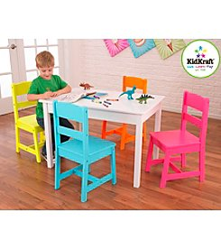 KidKraft Highlighter Table & Chair Set