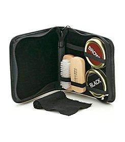 Perry Ellis Portfolio® Men's Black Shoe Shine Kit