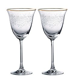 Royal Albert® Old Country Roses Set of 2 Wine Glasses