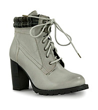 "DOLCE by Mojo Moxy® ""Huntsman"" Lace-up Booties"