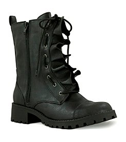 """DOLCE by Mojo Moxy® """"Tularosa"""" Work Boots with Ruffle"""