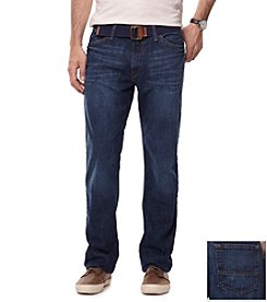 Nautica® Men's Coast Blue Medium Wash Bootcut Denim