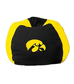 NCAA® University of Iowa Bean Bag Chair