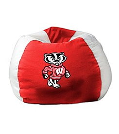 NCAA® University of Wisconsin Badgers Bean Bag Chair