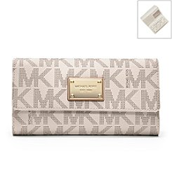 MICHAEL MIchael Kors® Jet Set Checkbook Wallet