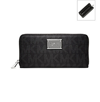 60621094a4 UPC 885949972768 product image for MICHAEL Michael Kors Jet Set Pebbled Continental  Wallet | upcitemdb.