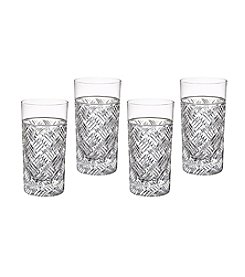 Marquis by Waterford® Versa Set of 4 Highball Glasses