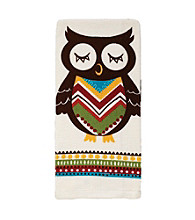 Ritz™ Chevron Owl KitchenTowel