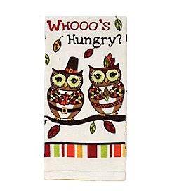 Ritz™ Whooo's Hungry Kitchen Towel