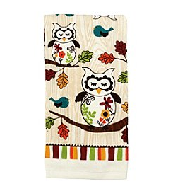 Ritz™ Sleepy Owl Kitchen Towel