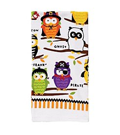Ritz™ Owl-Oween Kitchen Towel